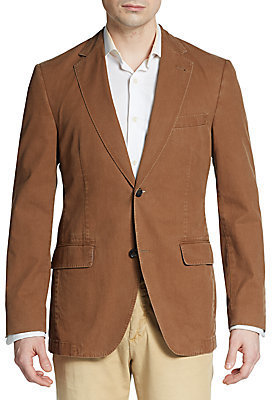 Kroon Taylor Cotton Blend Sportcoat   Where to buy & how to wear