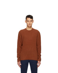 Kenzo Brown Cashmere Sweater