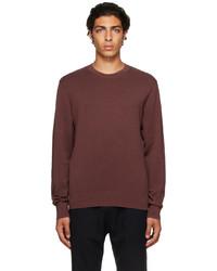 rag & bone Burgundy Caleb Sweater
