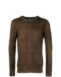 Avant Toi Cashmere Crew Neck Sweater