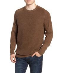 Nordstrom Men's Shop Crewneck Wool Blend Sweater