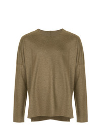 Kazuyuki Kumagai Drop Shoulder Sweater