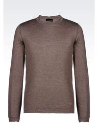 Emporio Armani Wool Sweater