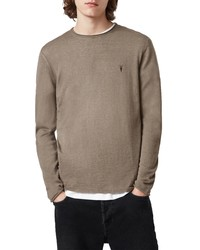 AllSaints Kannet Wool Blend Sweater