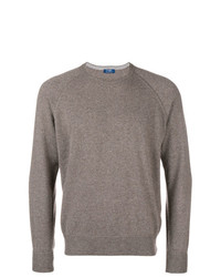 Barba Loose Fitted Sweater