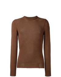 Maison Margiela Loose Knit Detail Sweater