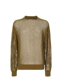 H Beauty&Youth Open Knit Jumper