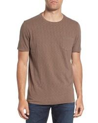 Vintage 1946 Negative Slub Knit T Shirt