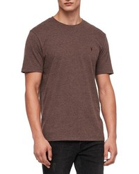 AllSaints Brace Tonic Slim Fit Crewneck T Shirt