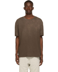 Ksubi Brown Kross Biggie T Shirt