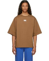 M.A. Martin Asbjorn Brown Ma T Shirt
