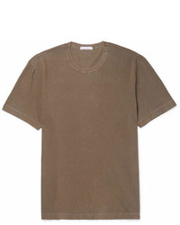 James Perse Combed Cotton Jersey T Shirt