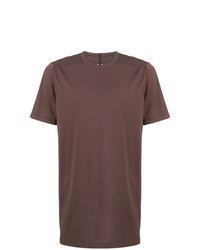 Rick Owens Crewneck T Shirt