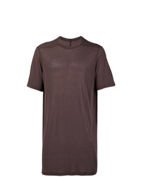 Rick Owens Long Line T Shirt