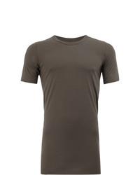 Rick Owens Round Neck T Shirt