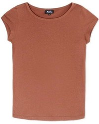 A.P.C. Short Sleeve T Shirt