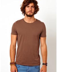 Asos T Shirt With Crew Neck