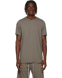 Rick Owens DRKSHDW Taupe Level T Shirt