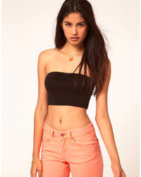 Brown cropped top original 3989010