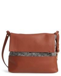 ED Ellen Degeneres Medium Brea Crossbody Bag Black
