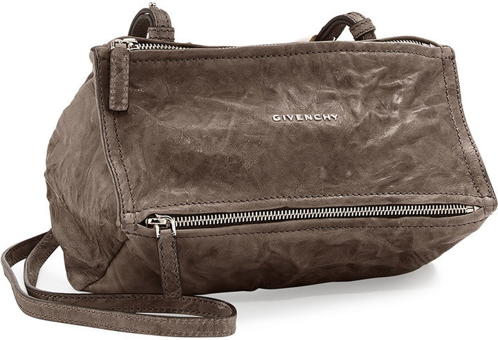 84260ce042 ... Givenchy Pandora Mini Pepe Crossbody Bag Charcoal ...