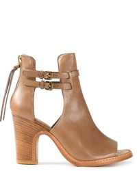 Buttero cut out ankle boots medium 164240
