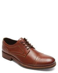 Rockport Wyat Cap Toe Derby
