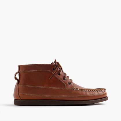 J.Crew Sperry For Chukka Boots, $135