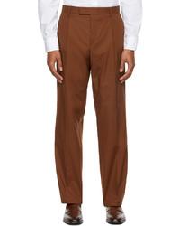BOSS Brown Pris Trousers