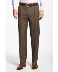 Pleated trousers medium 163407
