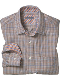 Brown dress shirt original 1279113
