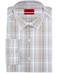 Brown dress shirt original 355878
