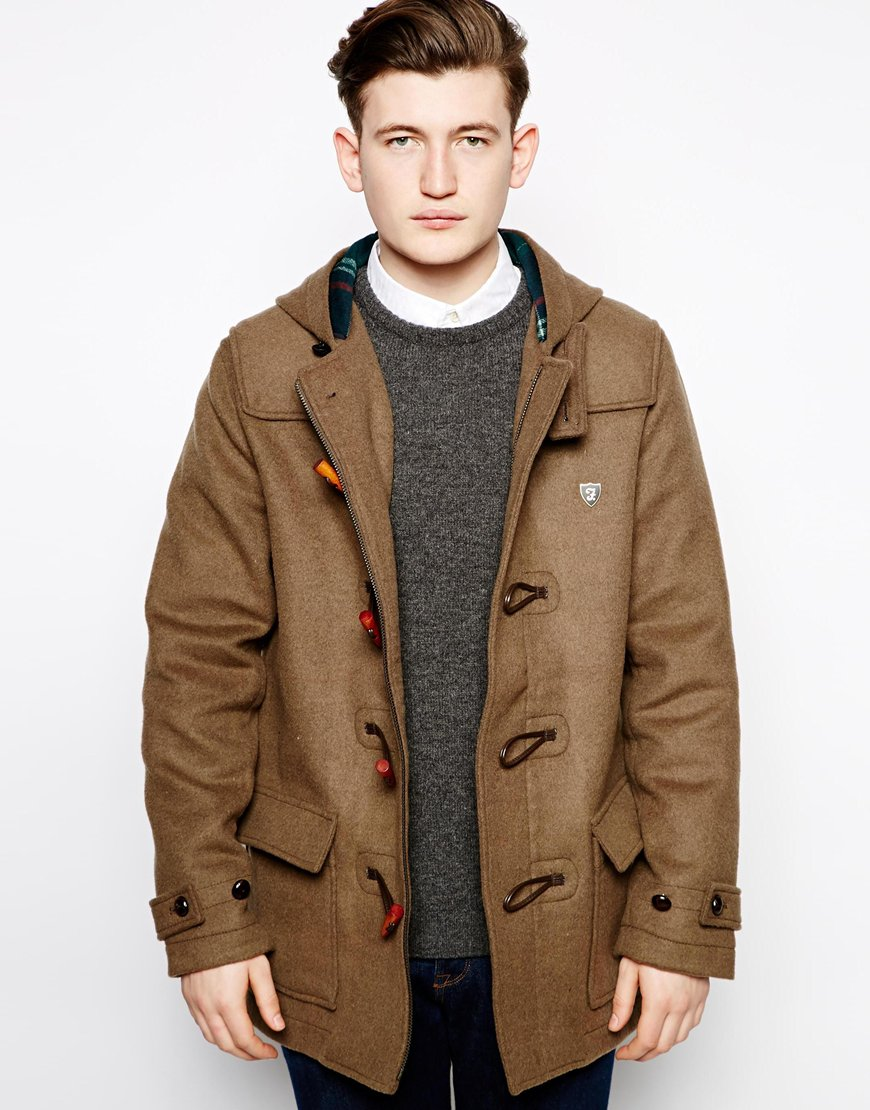 Farah Vintage Duffle Coat | Where to buy & how to wear