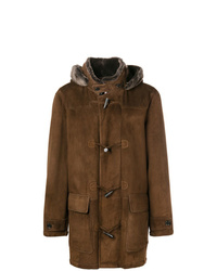 Liska Hooded Duffle Coat