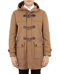 Ben Sherman Hooded Toggle Duffle Coat