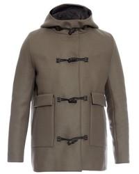 Balenciaga Wool Blend Duffle Coat