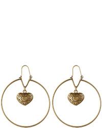 Etro Hoop Earrings