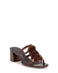 Rebecca Minkoff Raygan Beaded Slide Sandal