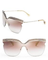 Jimmy Choo Jezebel Mirrored Sunglasses