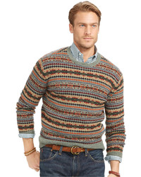 Polo Ralph Lauren Fair Isle Wool Sweater | Where to buy & how to wear