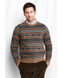 Original Vintage Style Authentic Fair Isle Sweater | Where to buy ...