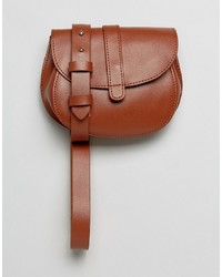Reclaimed Vintage Inspired Tan Belt Bag