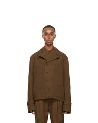Lemaire Brown Field Jacket