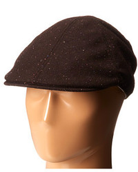 Brown Flat Cap