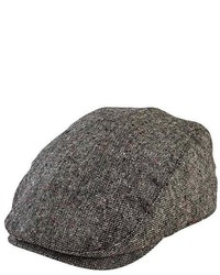 San Diego Hat Company Childrens Tweed Flat Cap Ctk4197