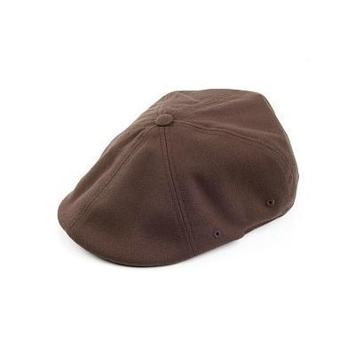 Kangol Hats Kangol 504 Newsboy Cap Brown f636f7b38cc