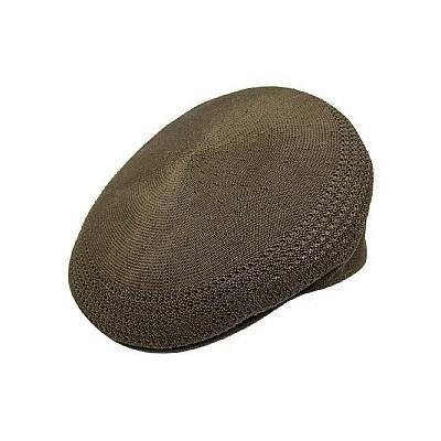 7815eded9b400 ... Kangol Hats Kangol Flat Cap Tropic 504 Ventair Brown