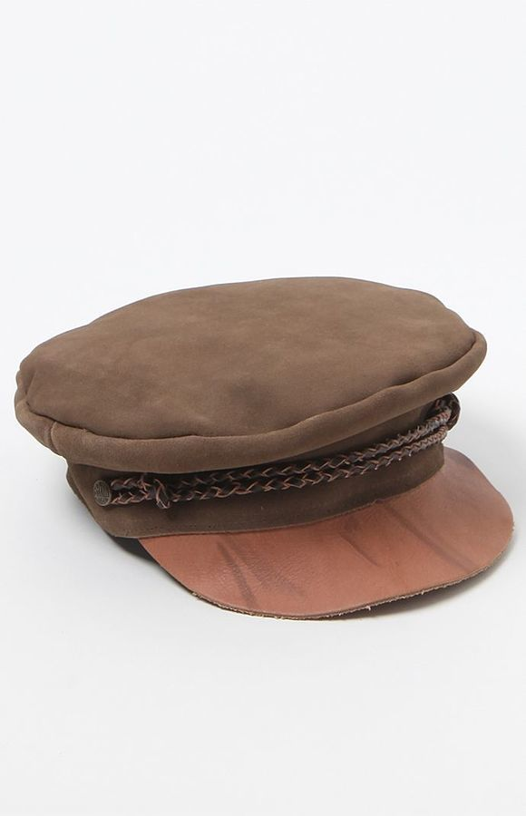 4764ba5662d09 ... Brown Flat Caps Brixton Kayla Cap ...