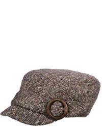 Scala Lw597 Knit Cadet Flat Cap