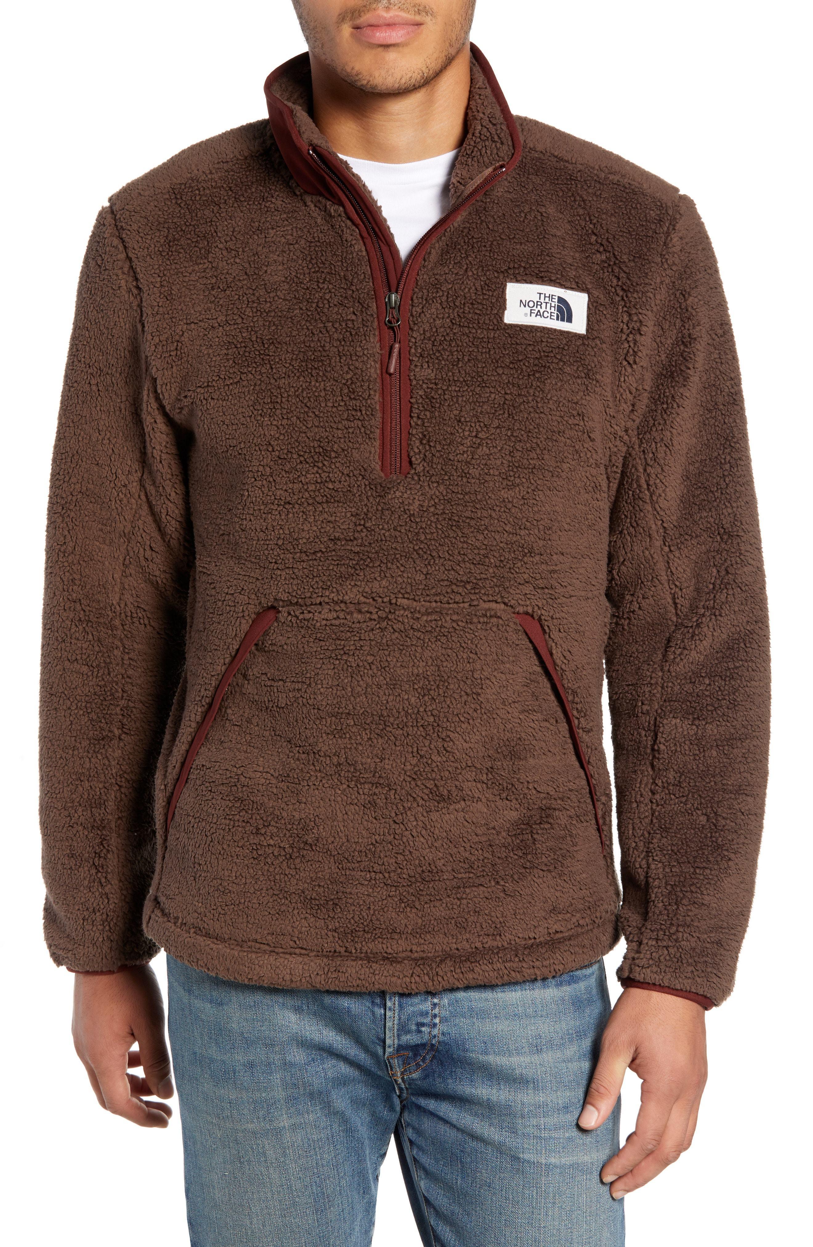 b21535de2 Campshire Pullover Fleece Jacket